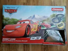 Disney Cars Carrera Racing System