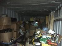 20FT CONTAINER FULL OF VARIOUS ITEMS - JOB LOT - COLLECTION ONLY