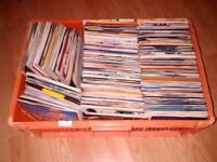 "400 x 7"" vinyl mainly ex shop stock nr mint"