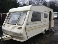 Abbey 1994 4 berth in mint condition with awning