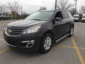 2014 Chevrolet Traverse LT|AWD|8Pass|Rev Cam|Excellent Condition