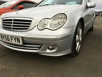 2007 MERCEDES BENZ C320 CDI 3.0 V6 AVANT GARDE SE 224 BHP 0-60 IN 6.9 SECONDS