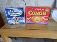 2 Board Games - - £5 - - -