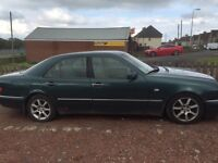 Mercedes Benz E Class diesel 1998 year - Spare Parts Available