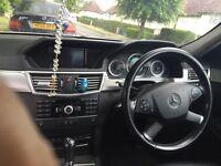 Mercedes e220 blueffiency