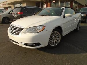 2013 Chrysler 200 Convertible TOURING | 6.5 TOUCHSCREEN | BLUETO