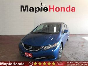 2014 Honda Civic EX| 32,021 KM, Power Group, 5-Speed Manual!