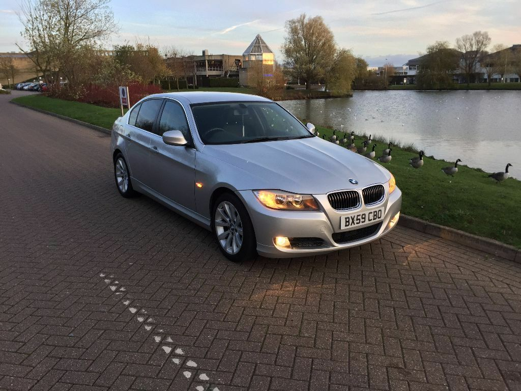 2009 59 bmw 325d e90 lci stunning auto 3 0 full history 320d 330d 1 year mot in hayes. Black Bedroom Furniture Sets. Home Design Ideas