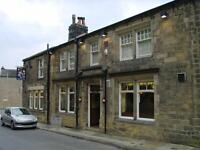 Menston Arms, 26 Main Street, Menston, Ilkley. Pub Management Couple Required
