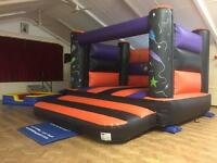 Adult 15ft x 15ft 4 Poster Bouncy Castle