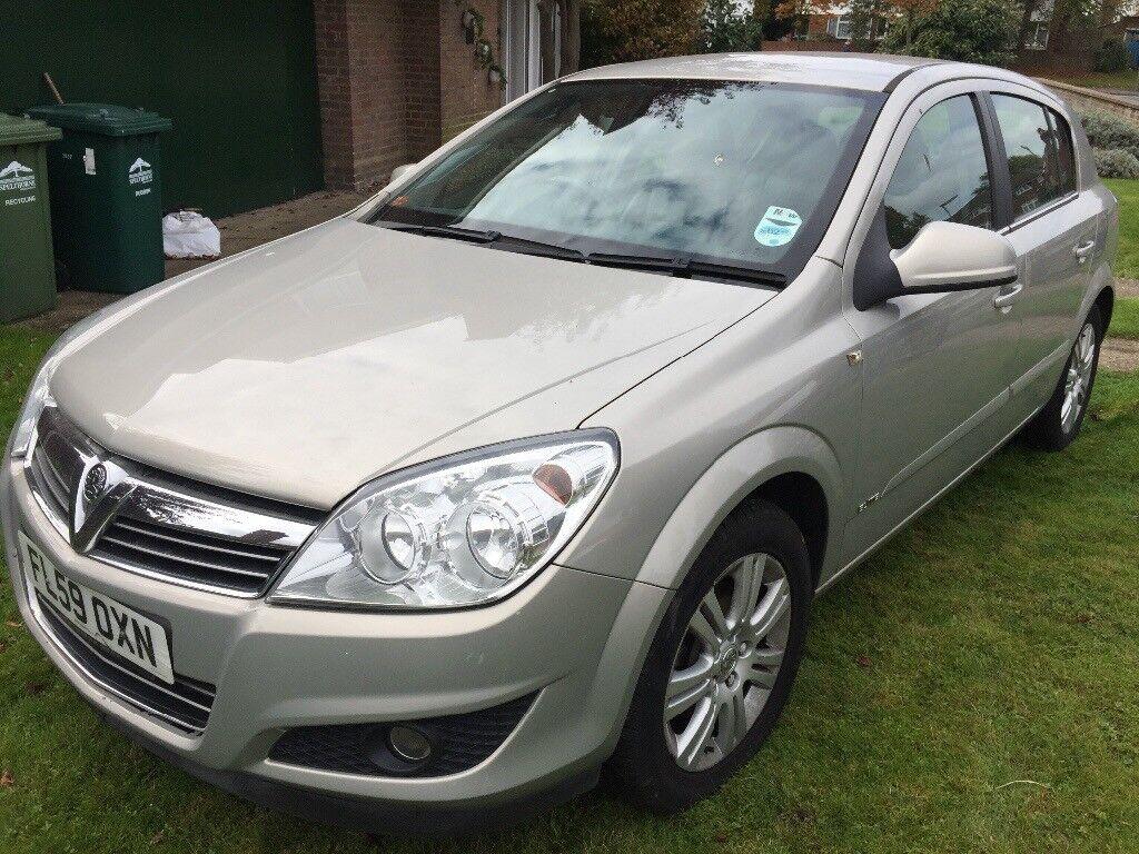 Vauxhall Astra 2009 1 year MOT and service history