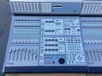 24 fader - Digidesign (Avid) D-Command ICON - controller surface - ProTools