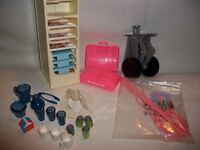 Barbie Airplane Working Electronic Microphone and Noises Mattel 2006 Original Box