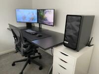 Full Office/Gaming/Streaming PC Setup
