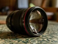 Canon EF 135mm f/2.0L USM Fixed Focal Length Lens - Hardly Used