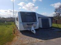 Elddis Rambler 6 Berth Touring Caravan
