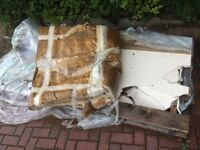 Will pay someone to collect PLASTERBOARD, 8x4, CARDBOARD and PALLET !