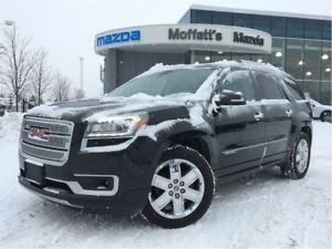 2014 GMC Acadia DENALI AWD BLINDSPOT, FORWARD COLL. LANE DEPART