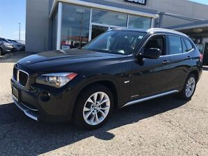 2012 BMW X1 PremiumPKG Panorama roof NoAccidents Kitchener / Waterloo Kitchener Area image 2