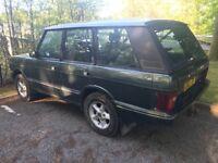 Range Rover spares or repair