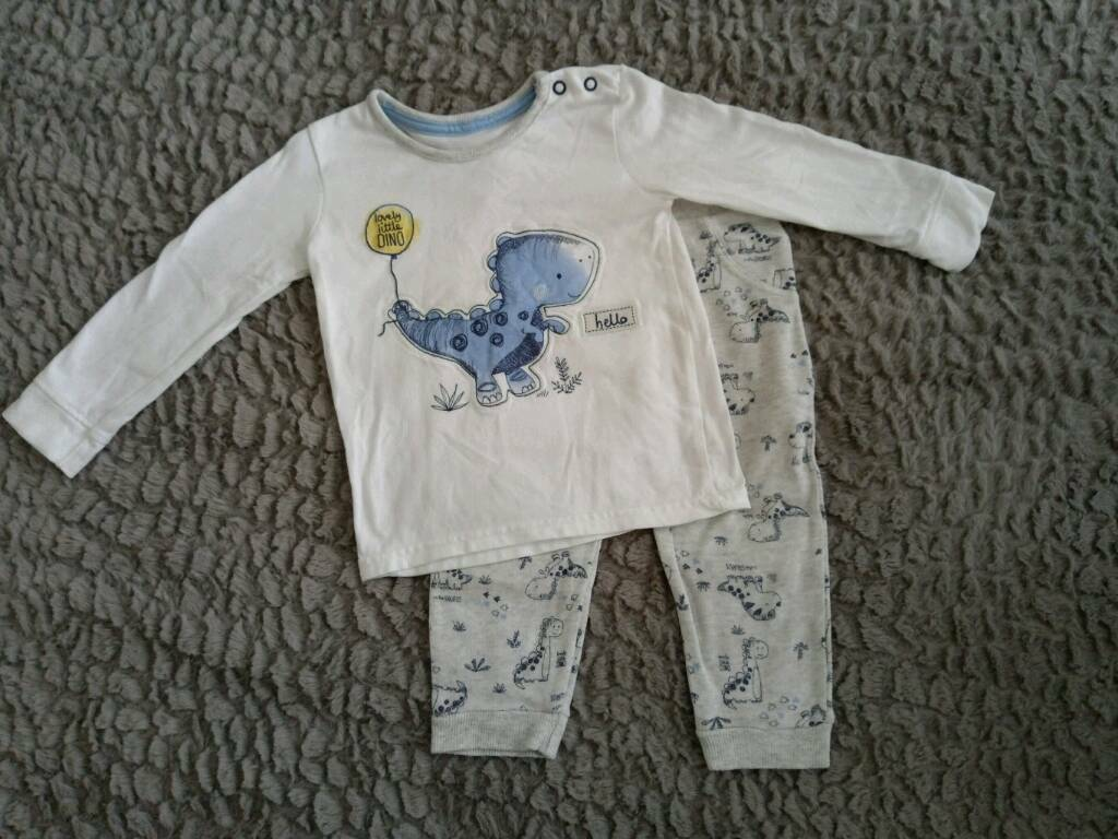 Boys Trouser and Top Sets (9-12 months) (£5 each)