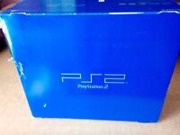 PLAYSTATION 2 PLUS 20 GAMES BOXED