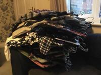 Job lot of size 16-18 clothes