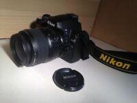 Nikon D40 SLR Digital Camera, 18-55mm zoom lens