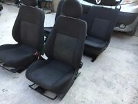**BARGAIN** Vauxhall Meriva 2002-2010 Complete Seat Kit In Excellent Condition