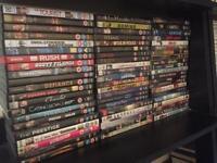 Bundle of 63 DVDs for £50 😄