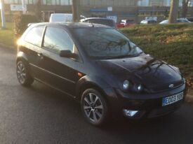 2003 FORD FIESTA 1.2 3 DOOR **LOW MILES **EXCELLENT CONDITION ONLY 73000 MILES**