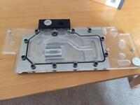EKWB EK-FC1070 GTX Waterblock - Nickel/ Plexi