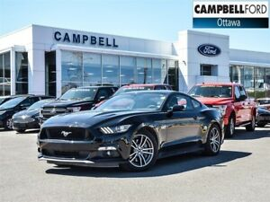 2017 Ford Mustang GT Premium ONLY 10, 000 KMS--IMMACULATE