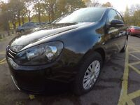 VW Golf 2010 Hatchback LOW MILEAGE, GREAT CONDITION