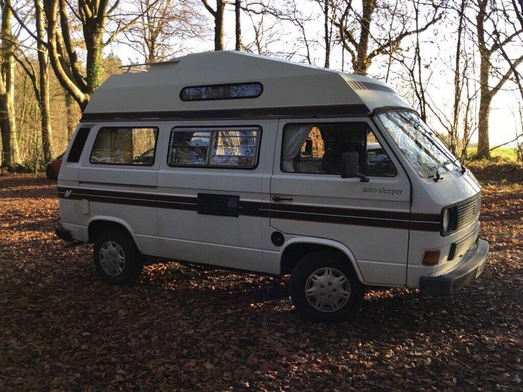 VW T25 Camper Van 1986 1.9 petrol manual 4 berth Autosleeper | in  Salisbury, Wiltshire | Gumtree