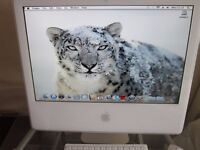 """APPLE IMAC* 20""""* 250Gb HD * 2 Gb RAM * SNOW LEOPARD *SALE REDUCED* EXCELLENT CONDITION*"""