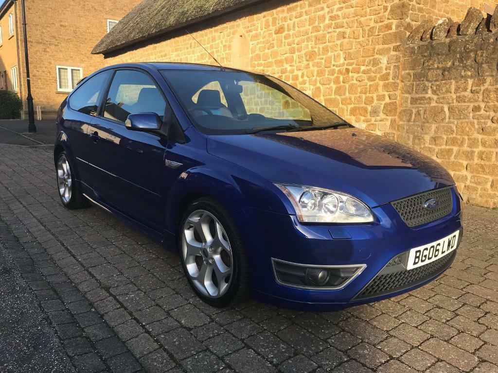 (06) FORD FOCUS ST-2 2.5