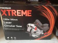 1300W Laser Circular Saw