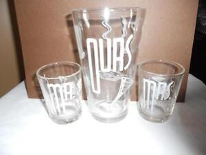 Vintage Wedding Gift Glass Set Windsor Region Ontario image 1
