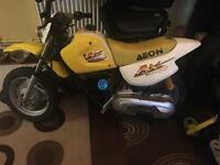 Kids 50cc motocross bike