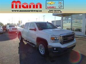 2014 GMC Sierra 1500 SLE - Pst paid, Remote start, Rear view cam