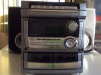 Aiwa compact disc stereo system NSX-F959