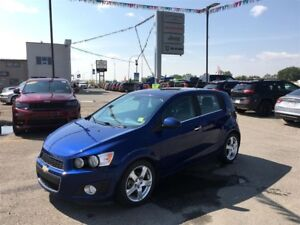 2012 Chevrolet Sonic LTZ | Hatch Back | One Owner | BLUE tOOTH