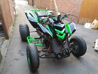 R1 Road legal quad for sale or swap