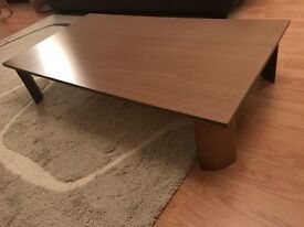 Natuzzi tables and lamp for sale