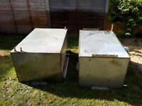 2 Water tanks for van