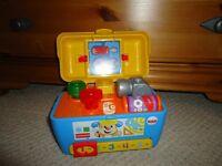 Fisher Price Tool Box