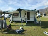 Full size Caravan Awning size 7