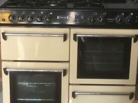 Classic CM101NR MKII - 100cm Cookmaster Gas Range Cooker