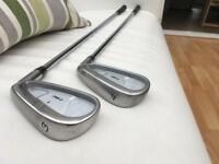 Taylormade Rac 3 & 4 Iron. Both In Very Good Condition. Callaway titleist Ping Golf Clubs